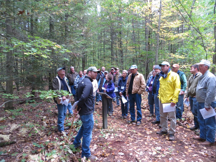 PA Forest Stewards 2014