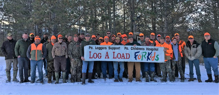 Blustery, cold weather didn't stop 36 hunters, along with 19 sponsors, from raising over $7,000 for Pennsylvania Children's Hospitals.