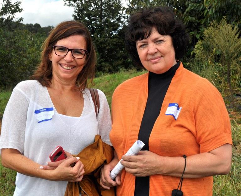Rita and Tatyana, 2015.jpg