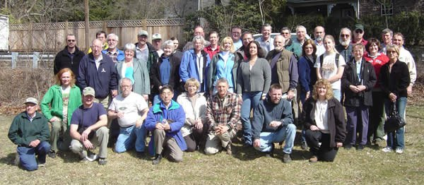 March 11, 2006 meeting group photo